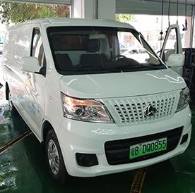 新能源面包車